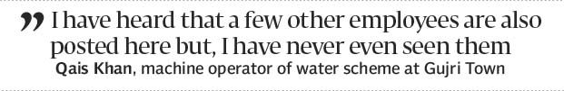 Death by water : Sanghar residents dying a slow death - The Express Tribune