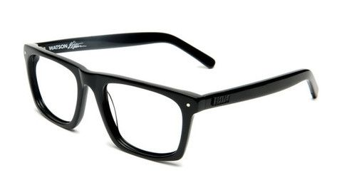 9FIVE EYEWEAR | Eldorado  Watson - Black/ Clear Lens