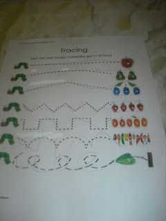 Blooming Brilliant: The Very Hungry Caterpillar Activity Pack