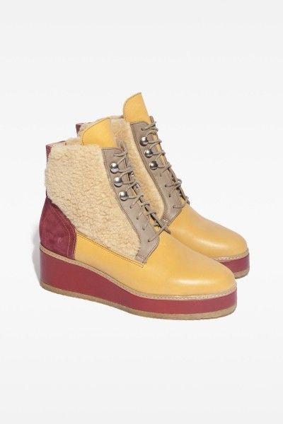 Surface to Air boots / color block