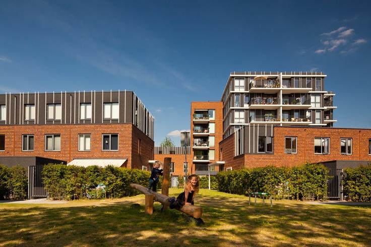 FARO architecten Hoogvliet (foto Isee4you)
