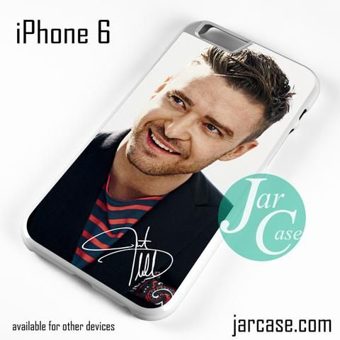 Cool Justin Timberlake Phone case for iPhone 6 and other iPhone devices