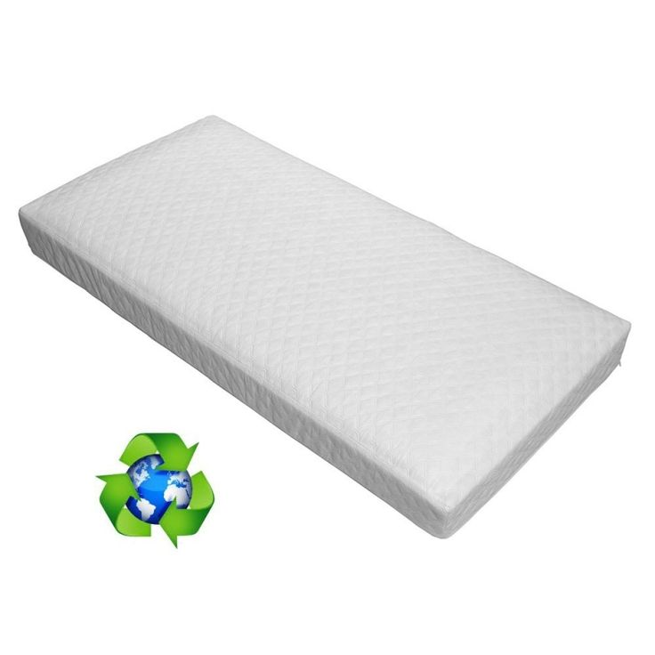 Ventalux Aircool Spring Interior Non Allergenic Cot Bed Mattress-140x70  Description: The Ventalux Aircool Spring Interior Cot Bed Mattress is the ultimate in comfort and safety and features a mini-bonnell spring core which help maintain the shape of the mattress and prolong its lifespan. The mattress cover is extra padded, moisture resistant and breathable and...   http://simplybaby.org.uk/ventalux-aircool-spring-interior-non-allergenic-cot-bed-mattress-140x70/