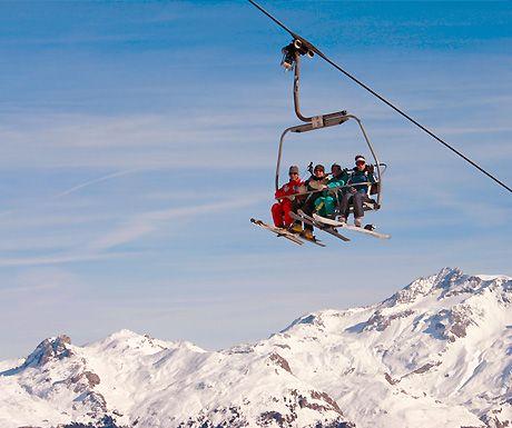 #ski #mountains