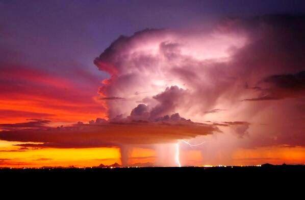 Tormenta eléctrica esparce polen en Australia; mata a 6 y lleva a 8500 al médico