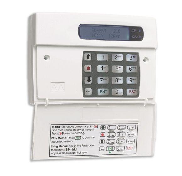 Menvier GSM Speech and Text Dialler