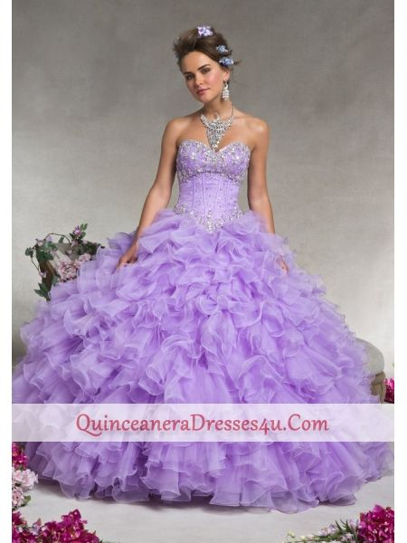 light purple quince dresses | ... (20) Gallery Images For Light Purple Quinceanera Dresses 2013