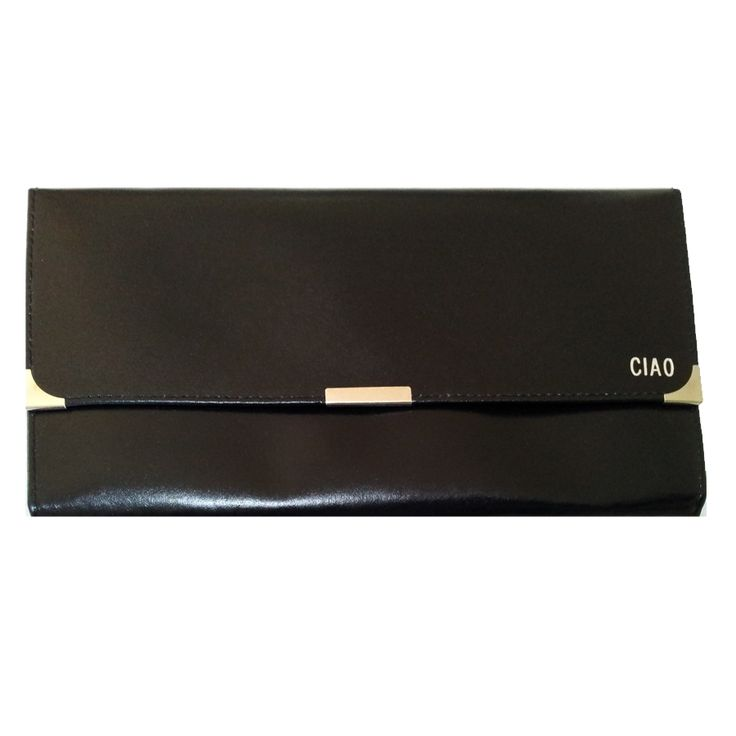 Personalised MC Leather Travel Wallet: - $35.00 #personalisedtravelwallet #leathertravelwallet