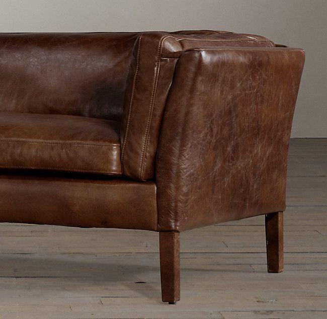 Sorensen Leather Sofa Leather Sofa Leather Sofa Living Room Elegant Sofa