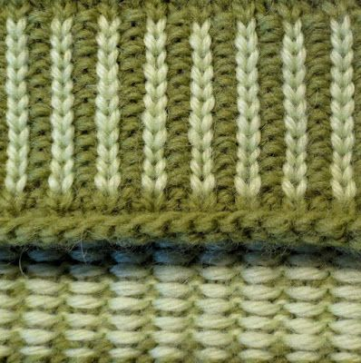 Corrugated ribbing tips & tricks from TECHKnitting.