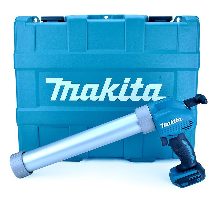 Shed £185 Makita DCG180ZBK 18V Cordless li-ion Caulking Gun (Body Only) in Carry Case