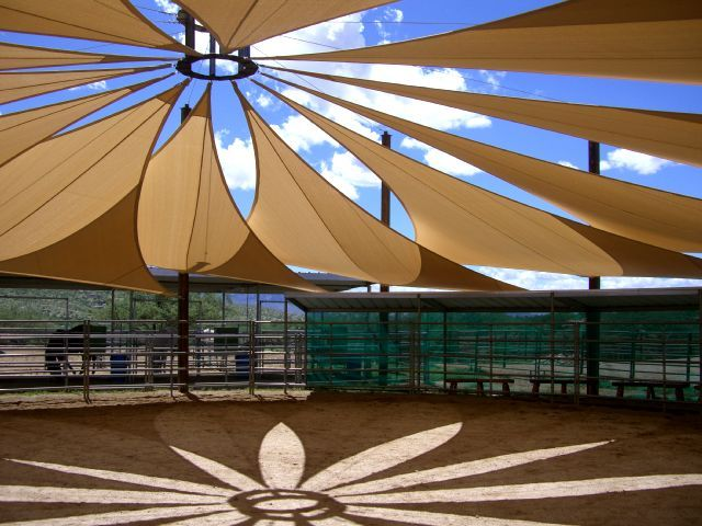 25 best ideas about shade structure on pinterest tarp for Sun shade structure