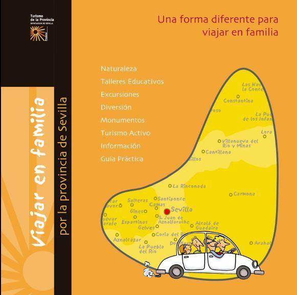 Viajar en familia por la provincia de Sevilla
