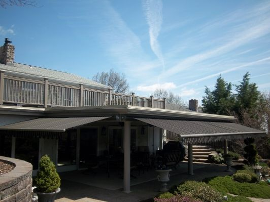 118 Best Awnings Patio Images On Pinterest