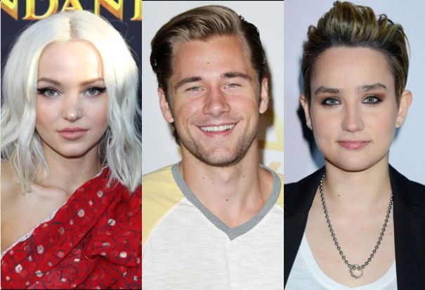 Dove Cameron, Luke Benward, Bex Taylor-Klaus & More Added To Comedy Film 'Dumplin'