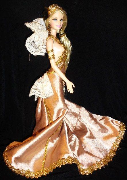 psyche goddess cupids love barbie doll ooak greek myth