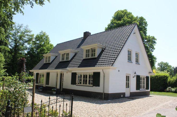 zwart/witte huizen - Google zoeken