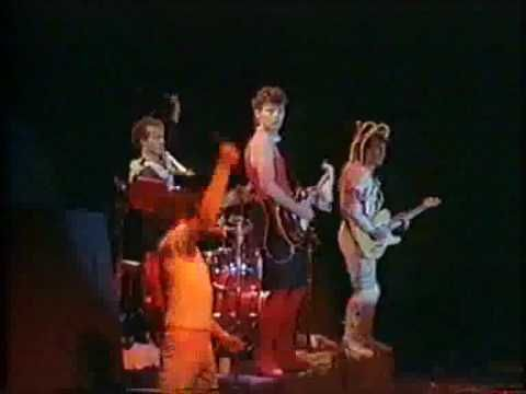 Whaaa...?  You Just Like Me Coz I'm Good In Bed // Skyhooks // 1975