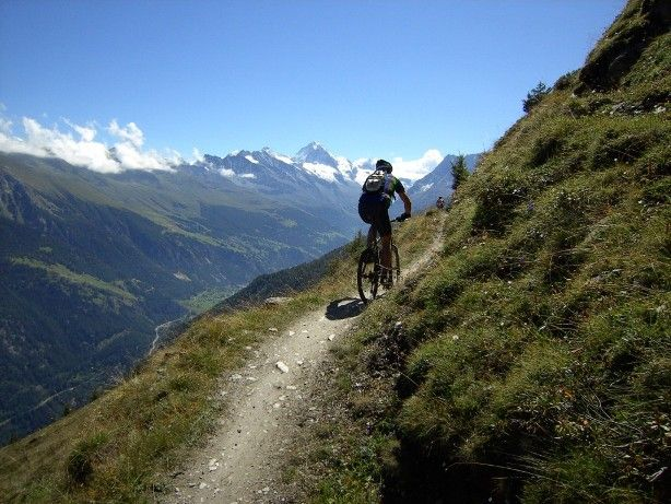 Morzine in the Portes du Soleil area has long been regarded as the beating heart of European mountain biking, with everything from mellow cross-country trails to vertigo-inducing steeps.
