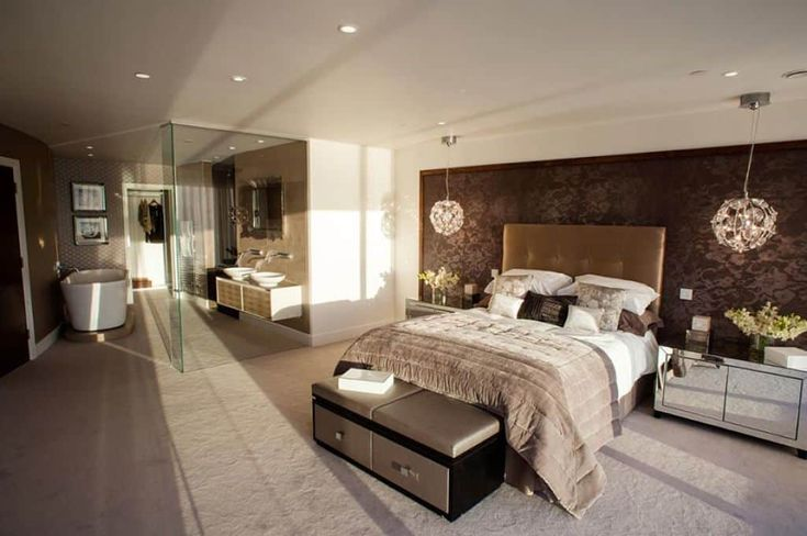 Comfortable Ensuite Bedroom Ideal For A Family