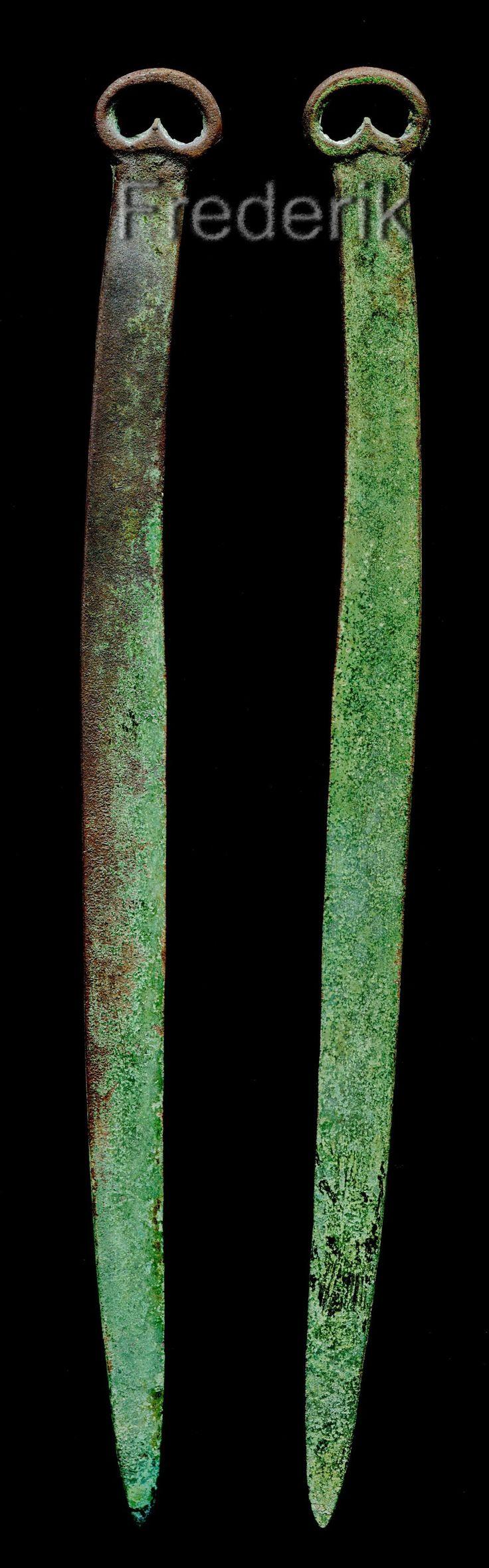 bronze Knife-The Bronze Age-Tagar culture-Scythians Siberia.