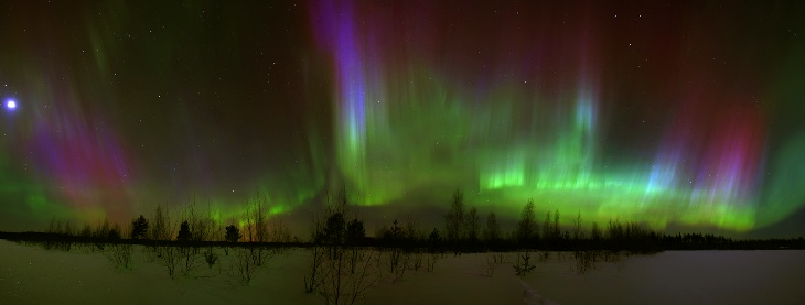 Northern Lights - Joensuu, Finland