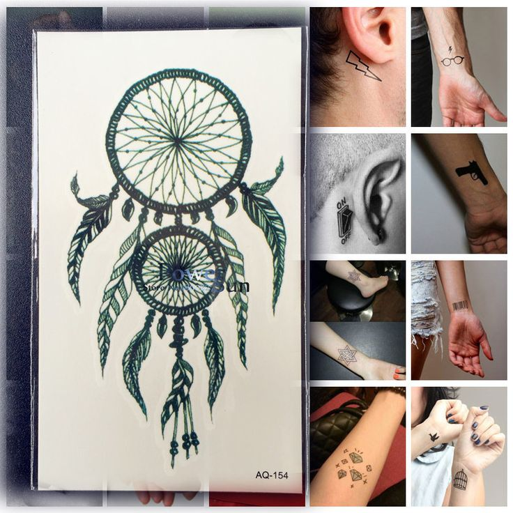 Cheap sticker border, Buy Quality sticker layouts directly from China stickers opel Suppliers: Hundreds Of Styles Here, Choose Any Style You Want     1PC Flying Birds Fariy Dandelion Temporary Tattoo Sticker Women P