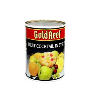 GoldReef Fruit Cocktail In Syrup