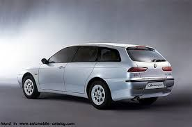 2001 Alfa Romeo 156 Sportwagon 2.0 Twin Spark 16V Selespeed