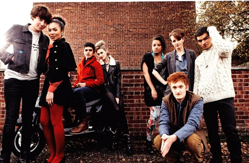Skins UK Generation 3 ~the third generation was the second best! after the first generation of course~