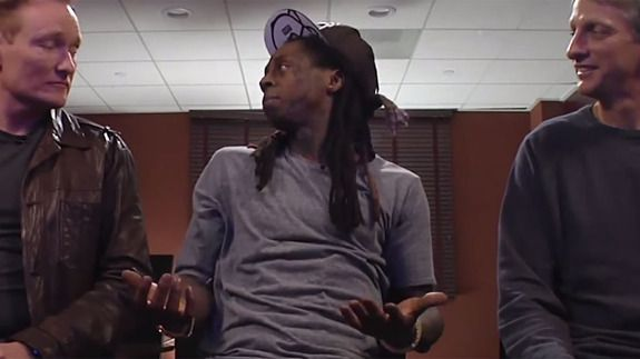 Lil Wayne slays Conan on 'Tony Hawk's Pro Skater 5'
