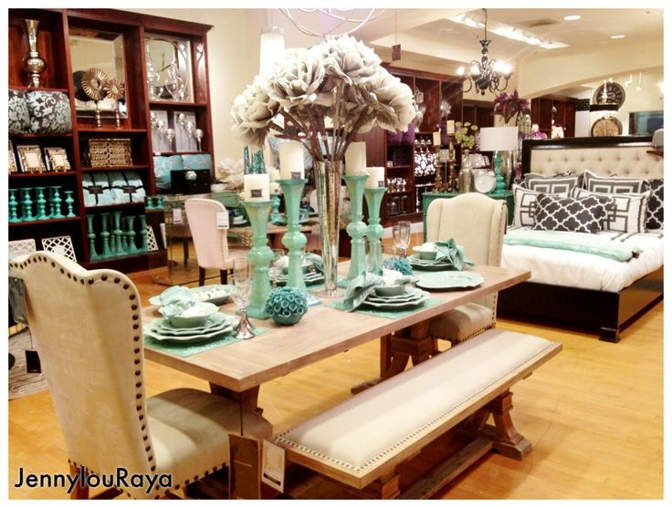 z gallerie bedroom...i love this store..kitchen chairs and the bed in the background