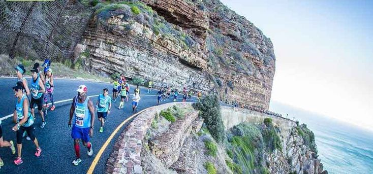 THE TWO OCEANS MARATHON  The Ultimate Guide To Major Sports Events In Cape Town - Explore Sideways