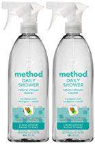 Method Daily Shower Spray - Eucalyptus Mint - 28 oz - 2 pk