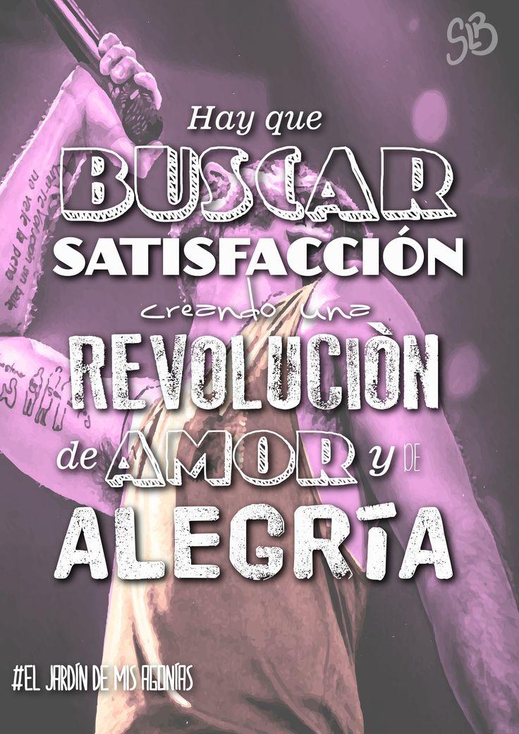 """Salta La Banca - El Jardín de mis Agonías  ► Del nuevo disco """"#Eureka"""". Santi Aysine y #SLB.   http://bitly.com/1bhthPY"""
