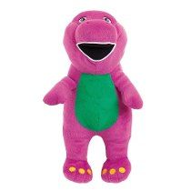 Preço do Boneco Barney e Seus Amigos