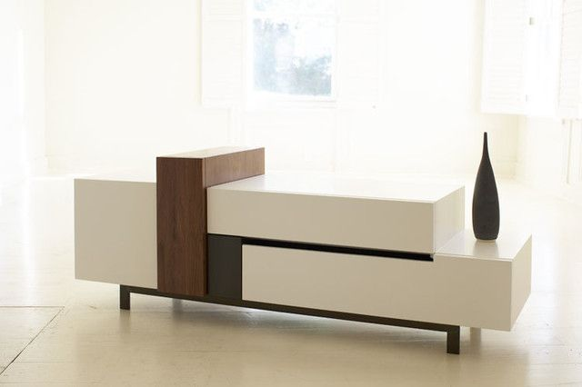 Divide Cabinet modern buffets and sideboards