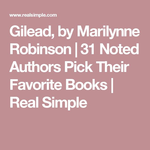 marilynne robinson essay Jane shilling is underimpressed by the olympian tones of marilynne robinson's when i was a child i read books.