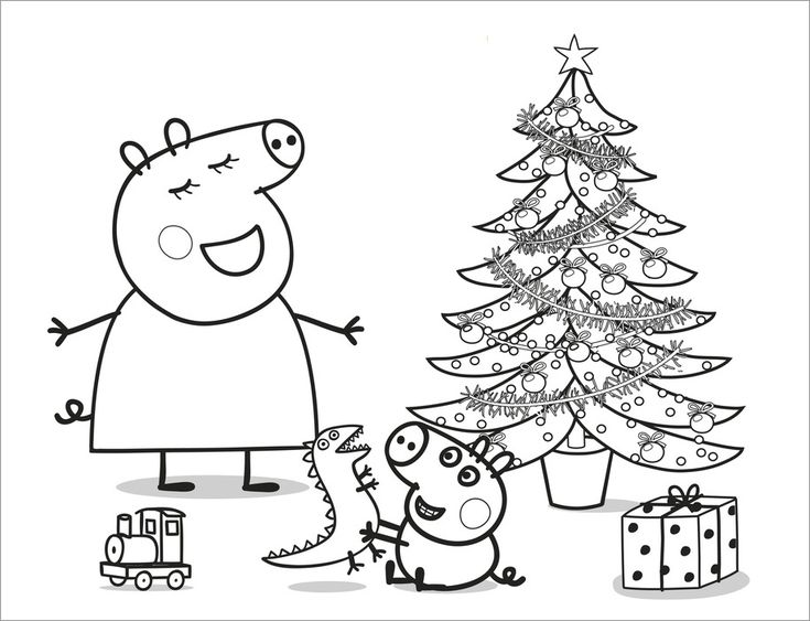 peppa pig coloring pages and sheets httpprocoloringcompeppa - Peppa Pig Coloring Page