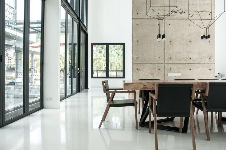 White Space Bungalow Interior Designs #bungalow #bungalowinteriordesign