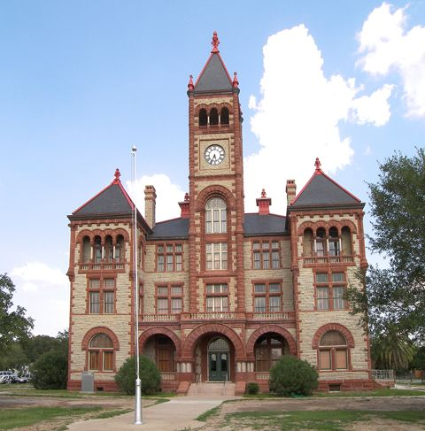 99 Best Images About Texas Historic Courthouses On