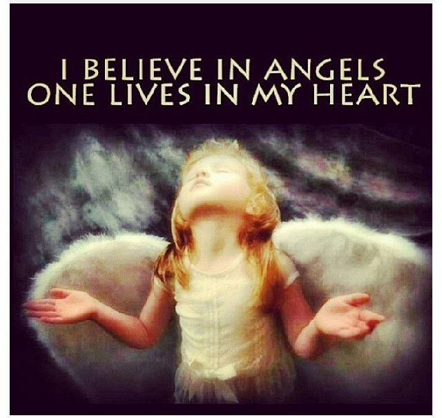 I Am A Mother To An Angel Image By Monica Beal I Believe In