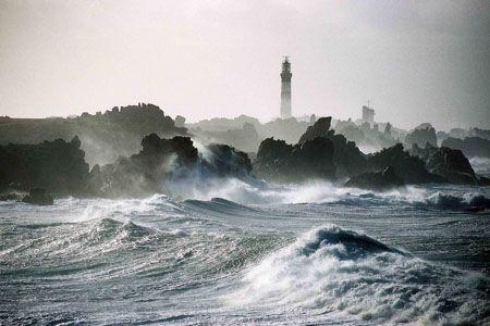 Ouessant, Bretagne, France