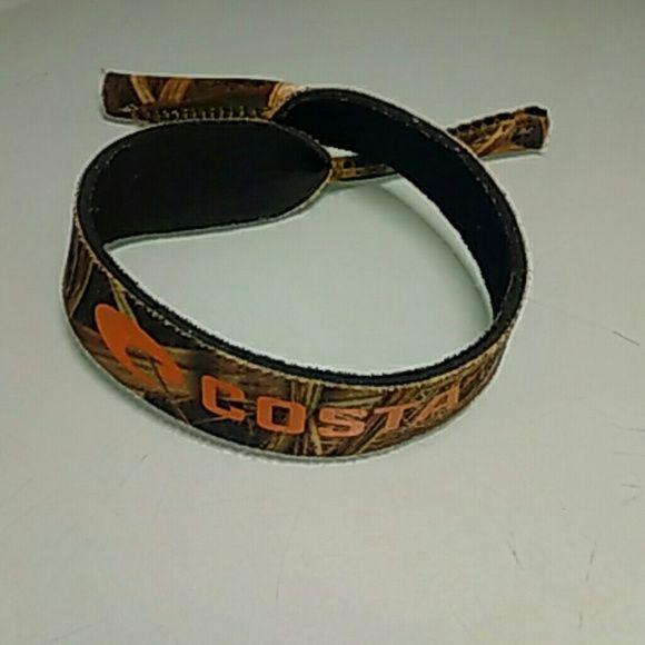 Costa Del Mar Camo Sunglass chain Stretchy camo COSTA for your sunglasses!! Costa Del Mar Accessories