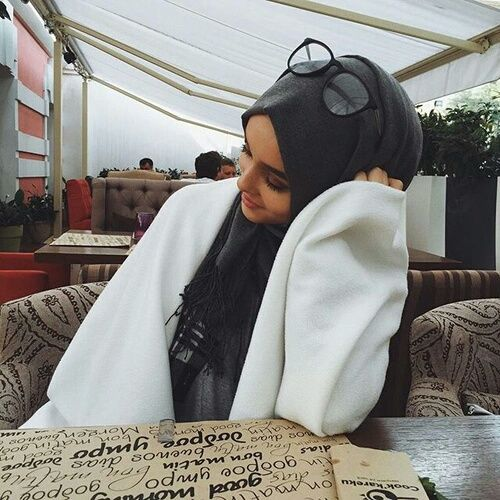 Hijab Fashion | Immagine di fashion, girl, and hijab