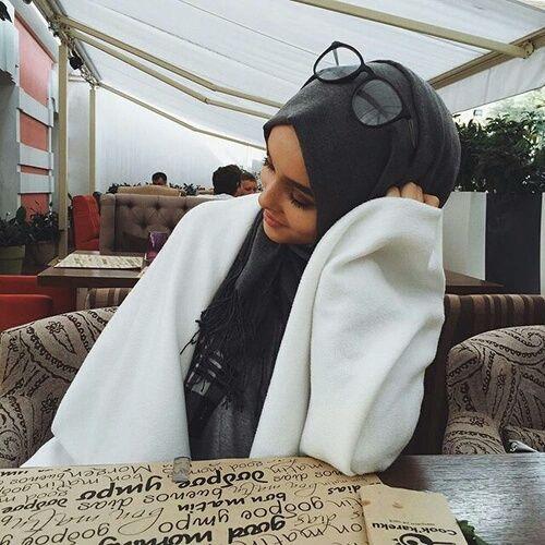 Hijab Fashion | Immagine di fashion, girl, and hijab