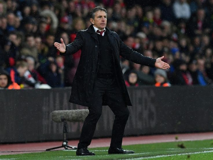 Saints boss Puel calls for Everton recovery