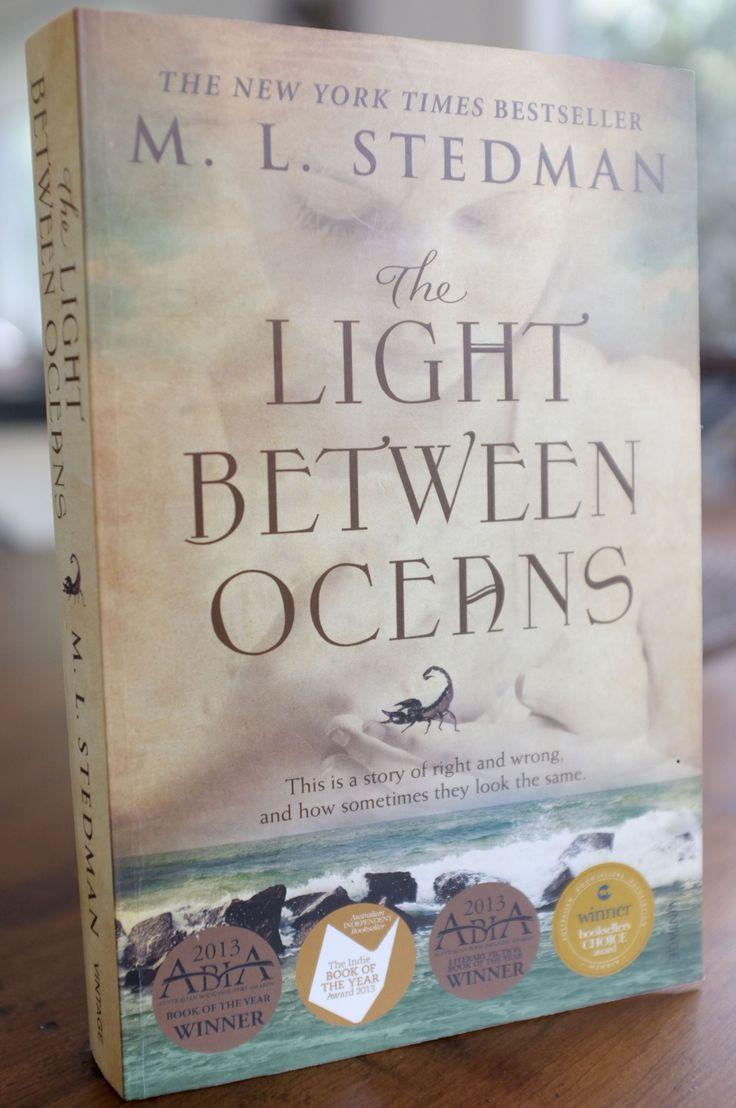 The Light Between Oceans by M.L. Stedman A beautifully written book but keep the tissues near.... #thelightbetweenoceans #mlstedman #bookreview http://www.zincmoon.com/?p=1087