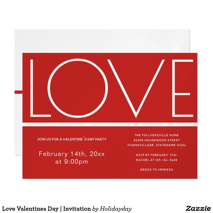 193 best Valentine\'s Day Invitations and Cards images on Pinterest ...