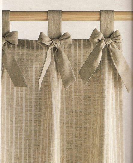 Las 25 mejores ideas sobre cenefas para cortinas en - Diseno de cortinas de cocina ...
